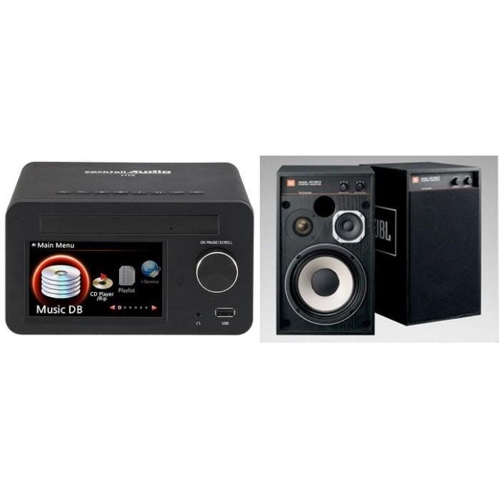 經典數位~最佳數位流選擇JBL 4312M II頂級三音路監聽級書架型喇叭 X cocktail X 12強悍全功能播放