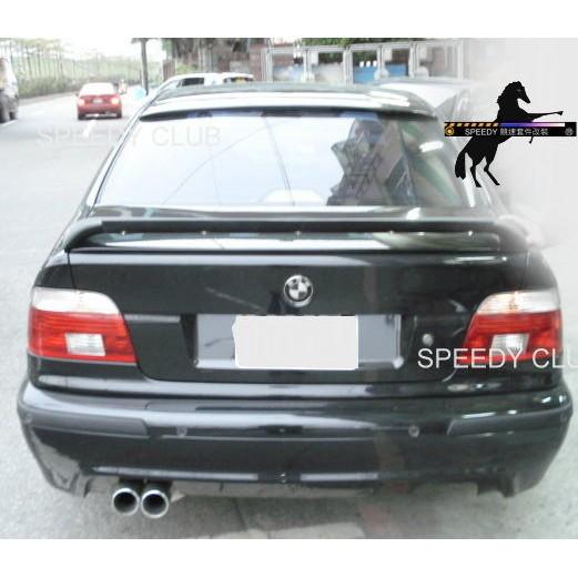 BMW E39 尾翼 後遮陽