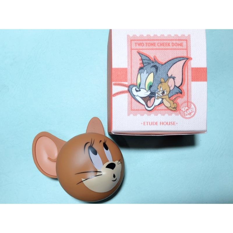 湯姆貓與傑利鼠 etude house聯名彩妝/雙色腮紅