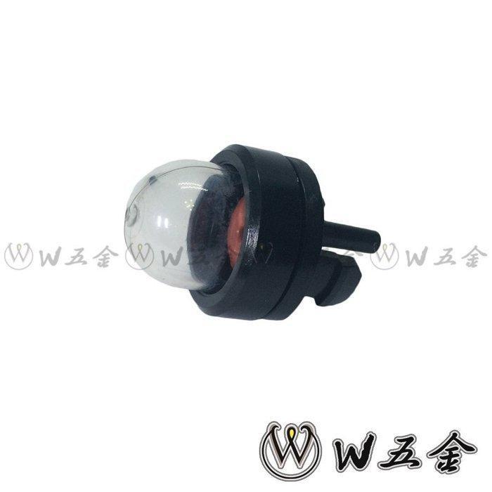 【W五金】附發票*化油器 按油球 壓油球 油泡 附座*適用各式鏈鋸機、鍊鋸機
