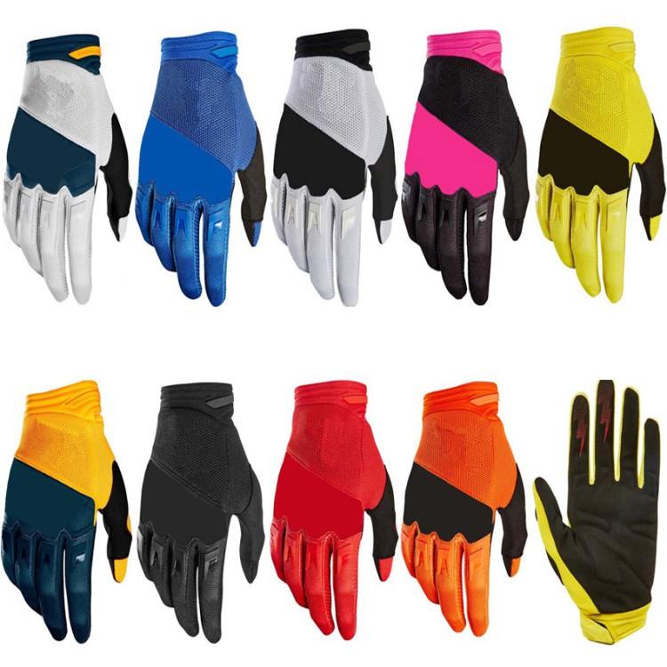【現貨免運】戶外骑行全指手套透气手套越野耐磨手套 骑行装备