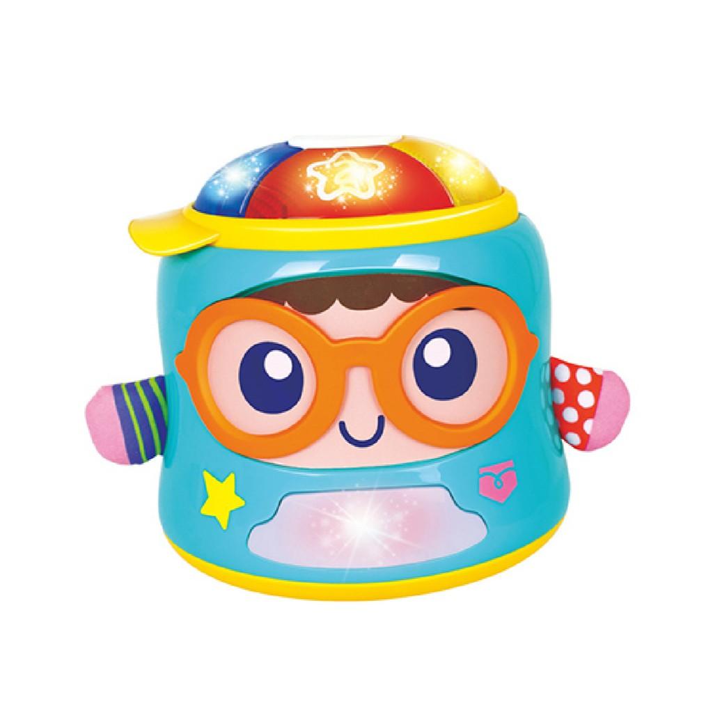 香港 HOLA 幼兒聲光玩具-好奇娃娃