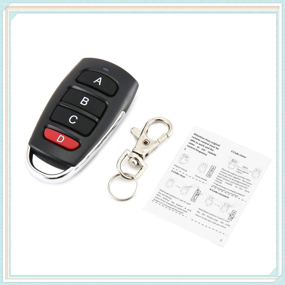 516dk 無線車門遙控器 433mhz 控制器遙控鍵