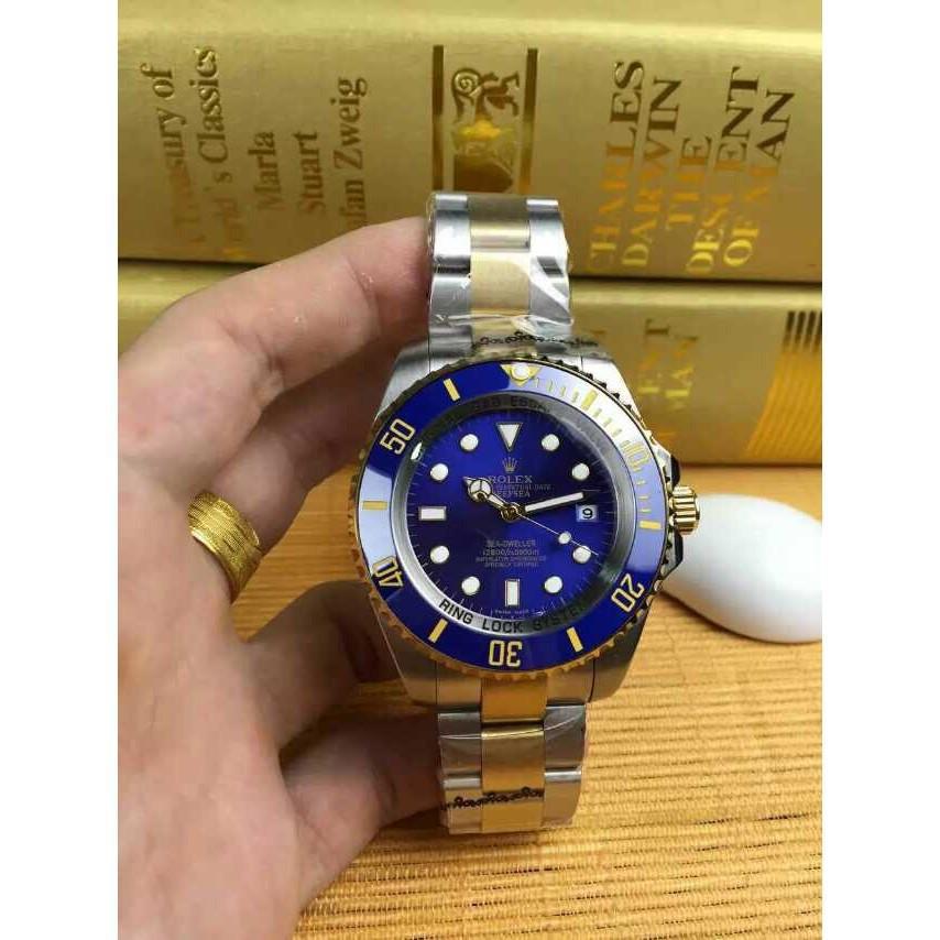代購/*ROLEX勞力士男士手錶勞力士機械瑞士機芯腕錶綠水鬼金鬼藍鬼黑水鬼水鬼王男士