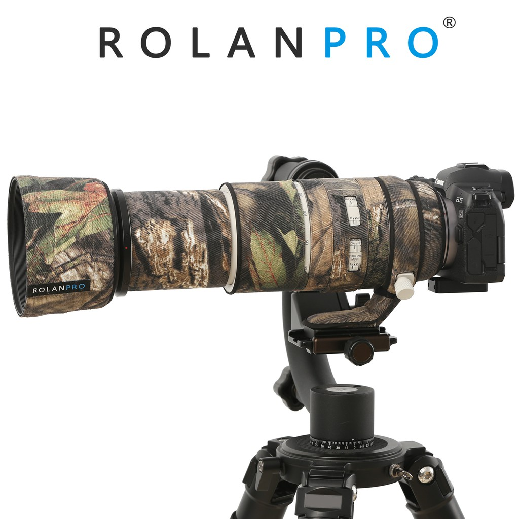 小賣鋪佳能Canon RF100-500mm F4.5-7.1 L IS USM炮衣 ROLANPRO若蘭炮衣