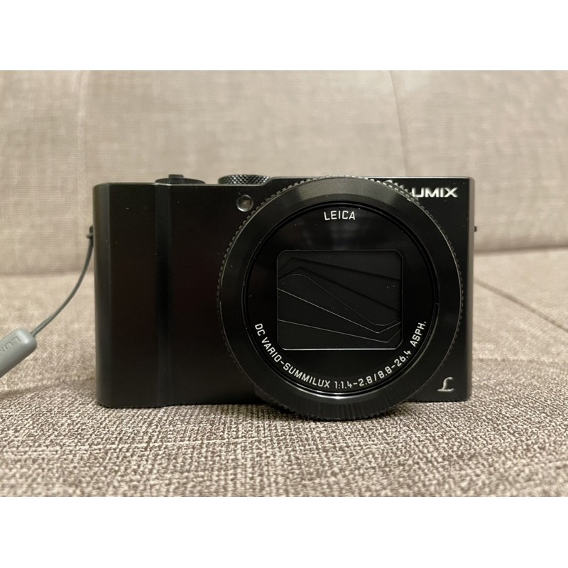 (二手機況優)Panasonic DMC-LX10相機