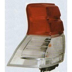 ((車燈大小事)) TOYOTA LAND CRUISER PRADO 2010原廠型尾燈 後燈