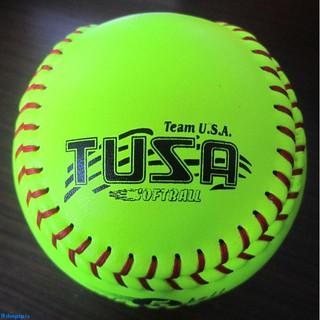 專業款12寸牛皮硬式/ 軟式壘球中小大學中國壘協認證 團建比賽壘球 桃園市