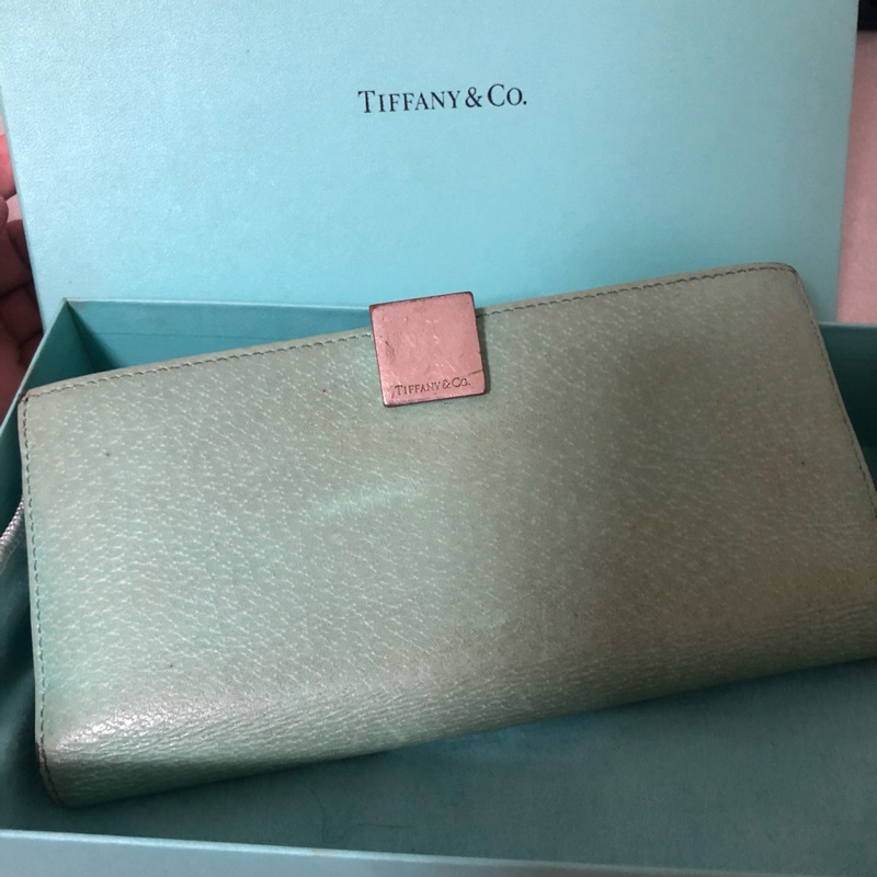 Tiffany長夾(日本專櫃購入)
