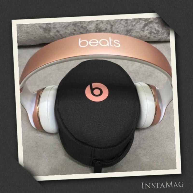 【小小夢之國】Beats Solo3 Wireless 頭戴式耳機「展示機」二手