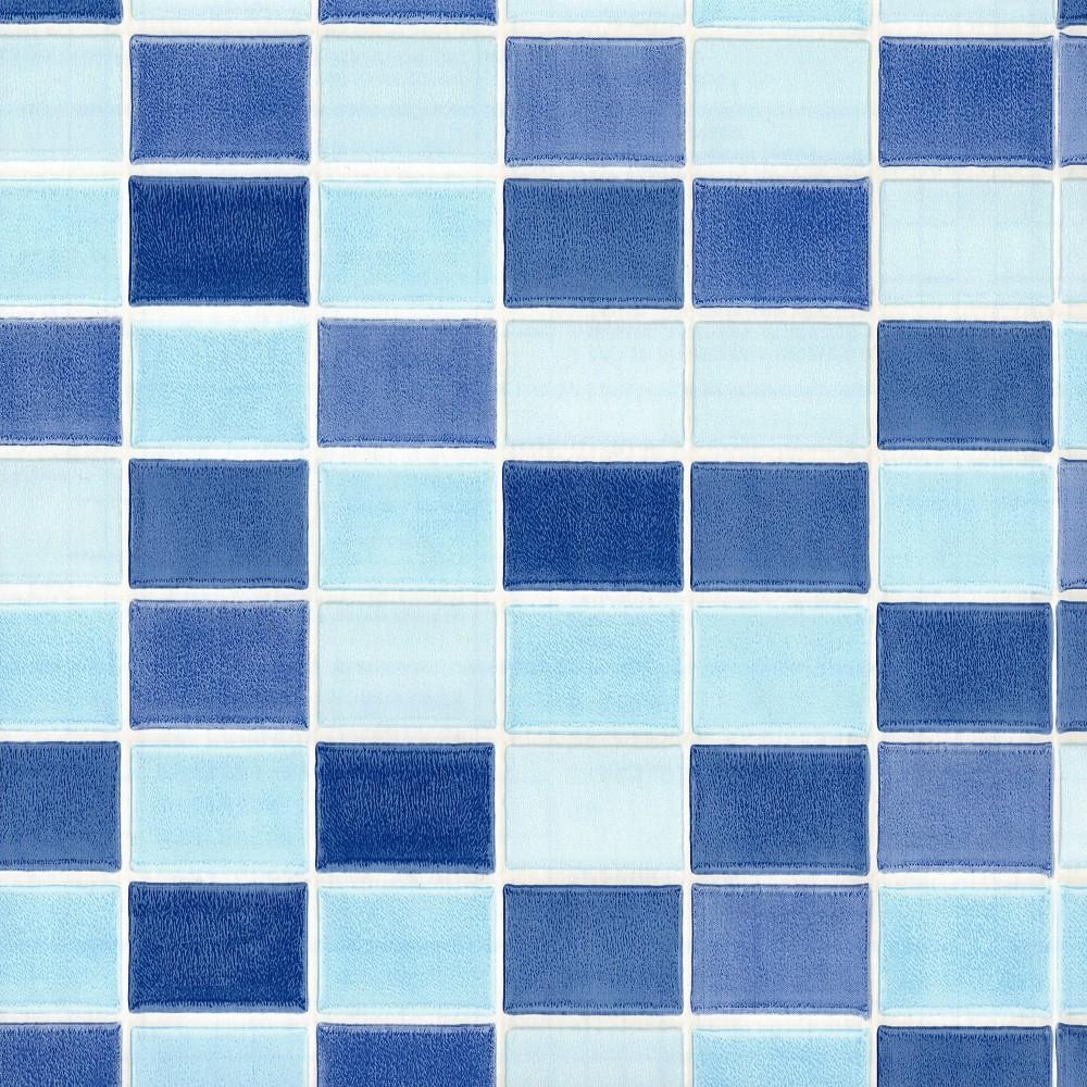 德國ALKOR 裝飾自黏貼布 45cmX200cm 藍磚