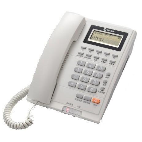 『含稅價』東訊TECOM AP-3303 顯示型電話單機 一年保固