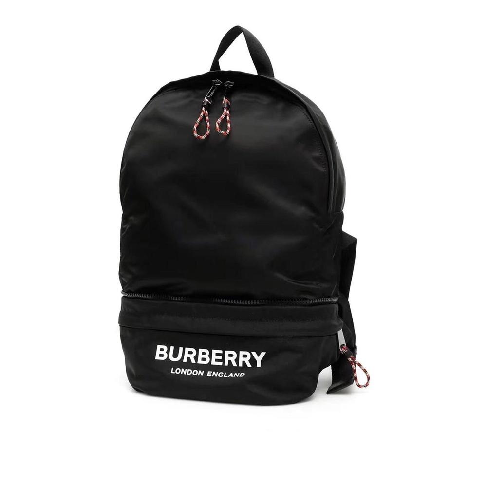 二手 Burberry巴寶莉 19新款 雙肩包腰包兩用包 變形包 男女同款 4gYe