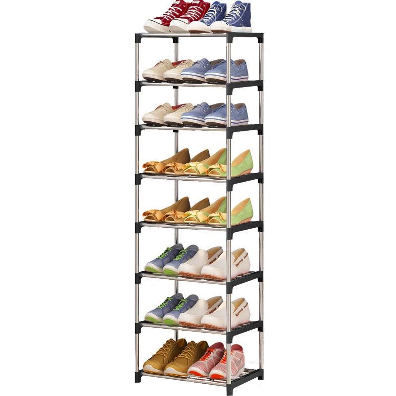 ①[快速出貨 ] 鞋櫃收納 塑鋼鞋櫃 鞋櫃鞋架 玄關鞋櫃 塑膠鞋櫃 矮鞋櫃 簡易鞋架 多層鞋柜 門口鞋架子 收納置物架