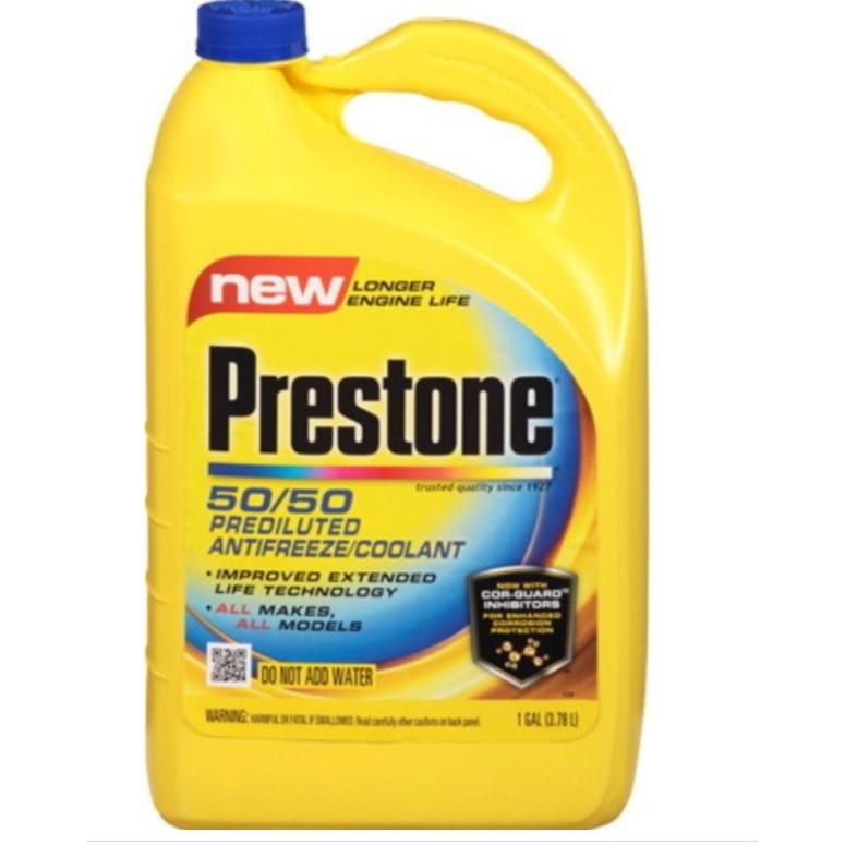 【NewFriend】PRESTONE AF2100長效冷卻液(50%螢光綠色)