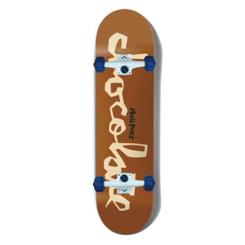 "Chocolate Perez OG Chunk 8.0"" 整組板/滑板《Jimi Skate Shop》"