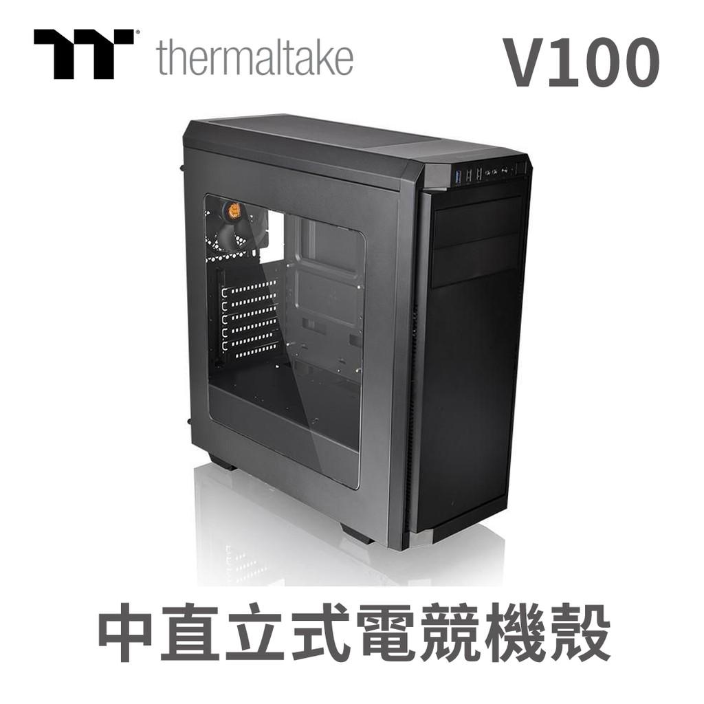 曜越 V100 中直立式電競機殼