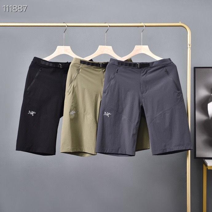 ㊣2021Arcteryx始祖鳥 Gamma LT Pants夏季薄款彈力速干短褲。款號:2238688