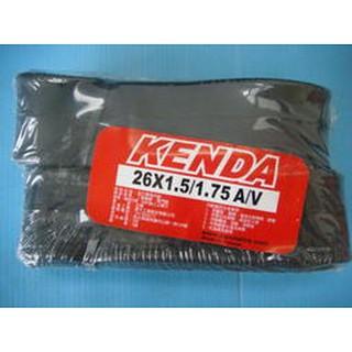 (動力方程式單車)KENDA 建大 26吋 26x1.5/ 1.75 美嘴 登山車內胎 丁基橡膠 臺中市