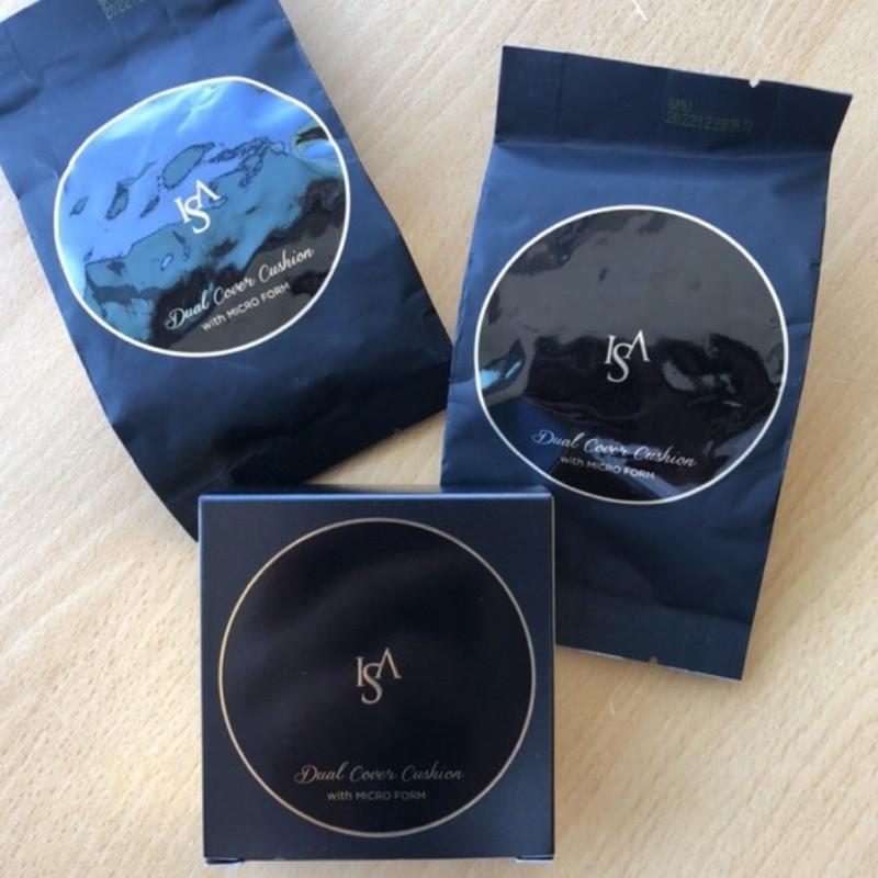Isa knox 微米光精華氣墊粉餅 1餅+2蕊 挑戰最低價