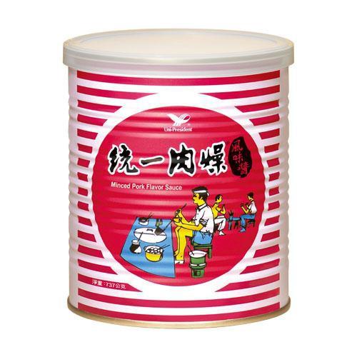 統一肉燥風味醬 737g/罐【愛買】