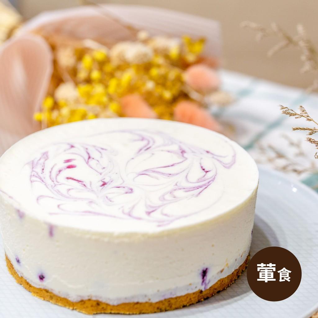 【甜野新星】生酮蛋糕 - 藍莓生乳酪(6吋/9吋)