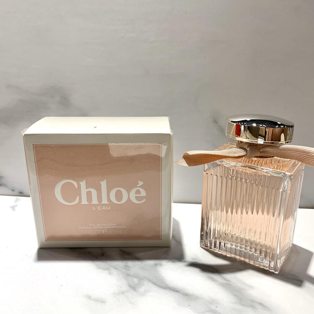 CHLOE 粉漾玫瑰女性淡香水(2020新品盧亞公司貨)