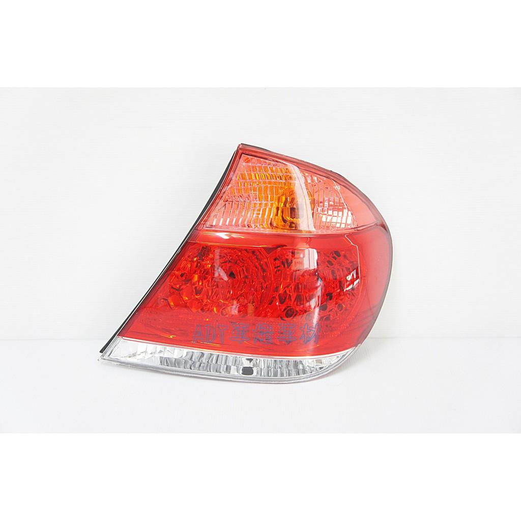 ~~ADT.車燈.車材~~豐田 CAMRY 04 05 06 LED尾燈外側一邊1300 02年也可以改