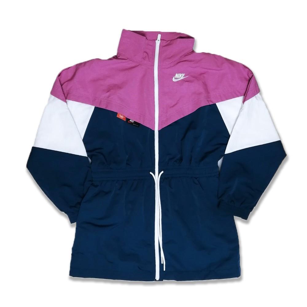 Nike Sportswear 女款 連帽外套 粉藍 CJ2047691 Sneakers542