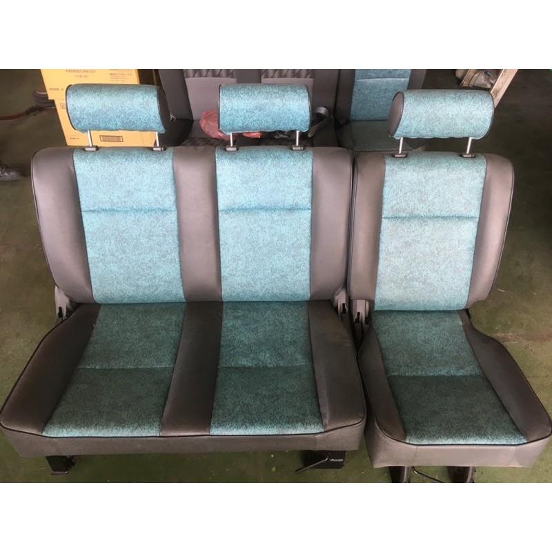 得利卡廂車後座座椅/現貨供應