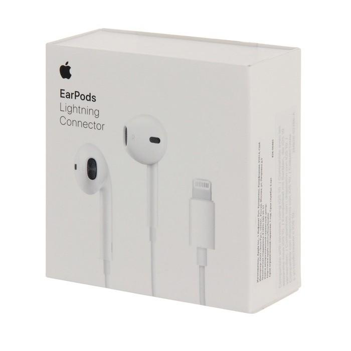 小豬的店舖  全新 蘋果原廠 Apple Lightning EarPods 線控免持耳機