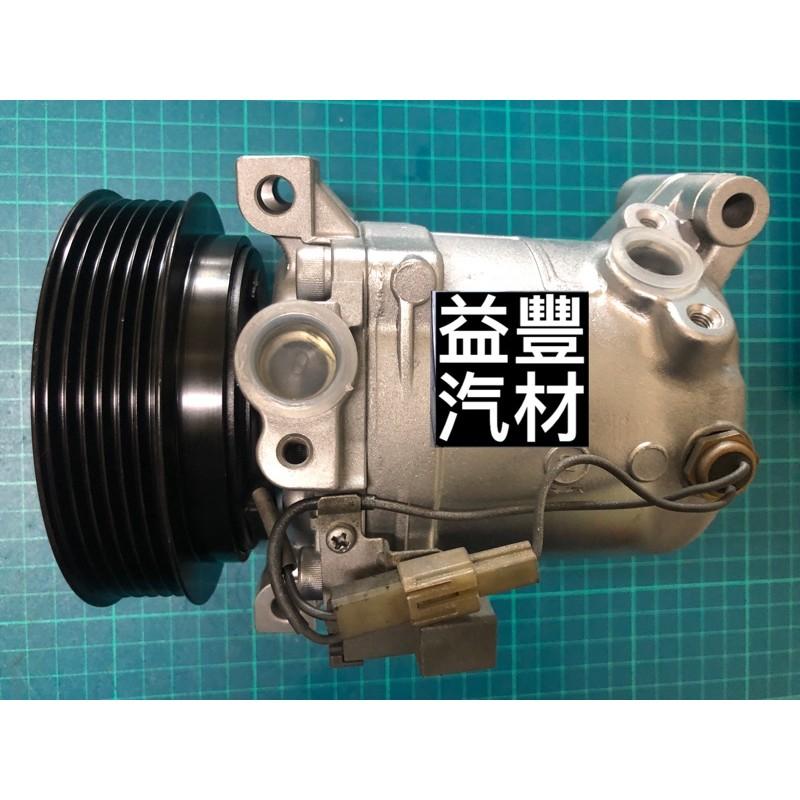 Nissin 日產裕隆 馬曲自排 MARCH  VERITA  01-08 汽車冷氣壓縮機 整理新品