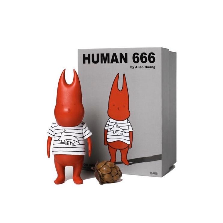 🔥Alien666公仔預購🔥 HUMAN666 TOY 公仔#Alien666#小鬼黃鴻升