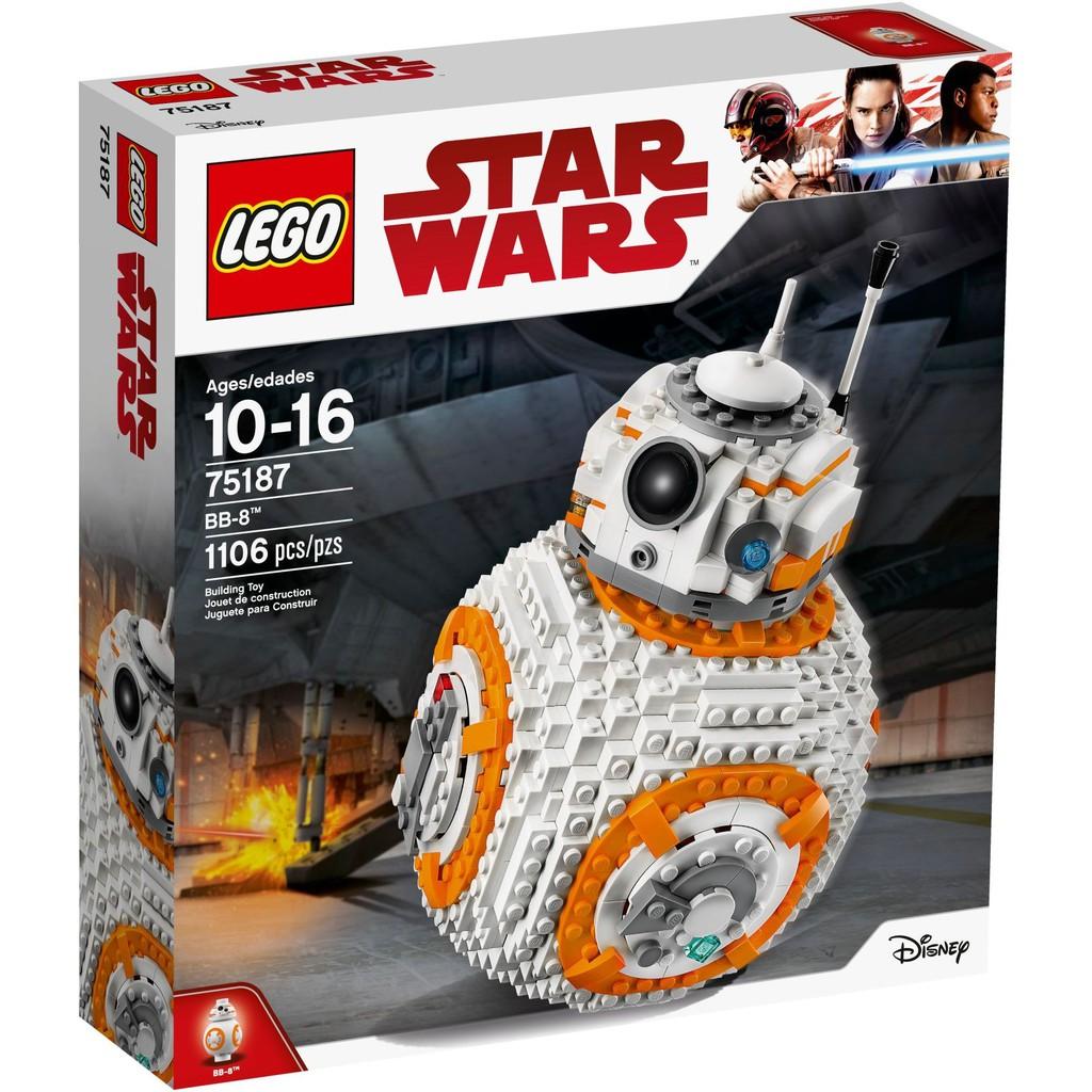 樂高積木 LEGO 75187 BB-8