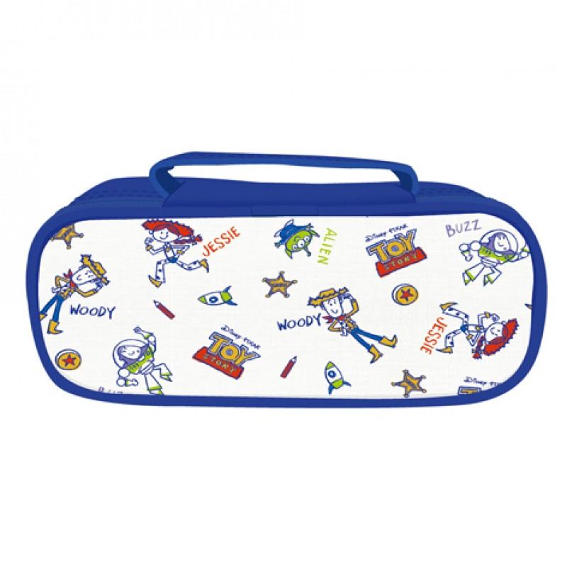 JO俗文具百貨04@ SPCC-0503 迪士尼手提筆袋-中 鉛筆盒