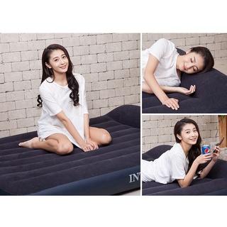 intex氣墊床雙人戶外帳篷午休床單人加大加厚自動充氣床墊家用 臺南市