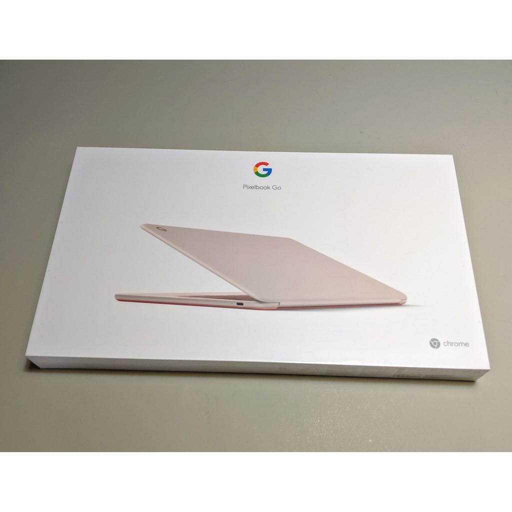 【美國代購】Google Pixelbook Go 輕薄筆電 13.3吋觸控螢幕 12小時續航 ChromeOS