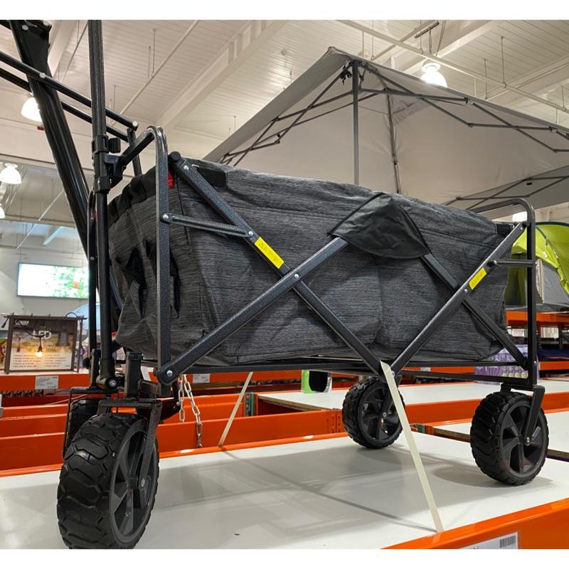 #1327296 Mac Sports 全地形XL折疊式拖車 四輪拖車 露營拖車 寵物推車 好市多 COSTCO 代購