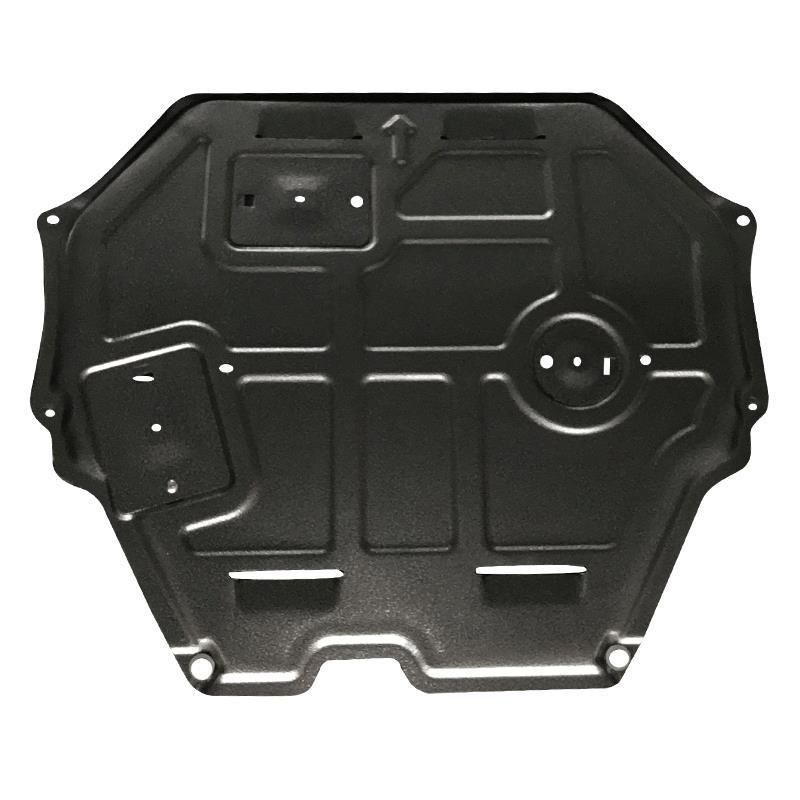 ++現貨超質感13-19款Outlander歐藍德發動機護板底盤裝甲19款廣汽三菱勁炫發動機下護板