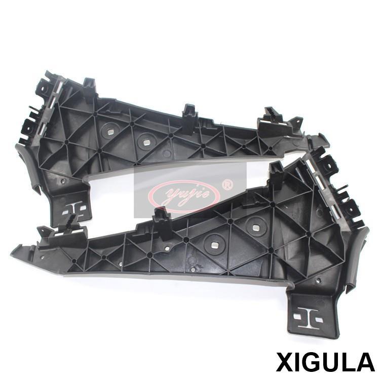 適用于奧迪Audi Q7 07-15年 前杠支架 前保險杠固定支架 卡子 A315