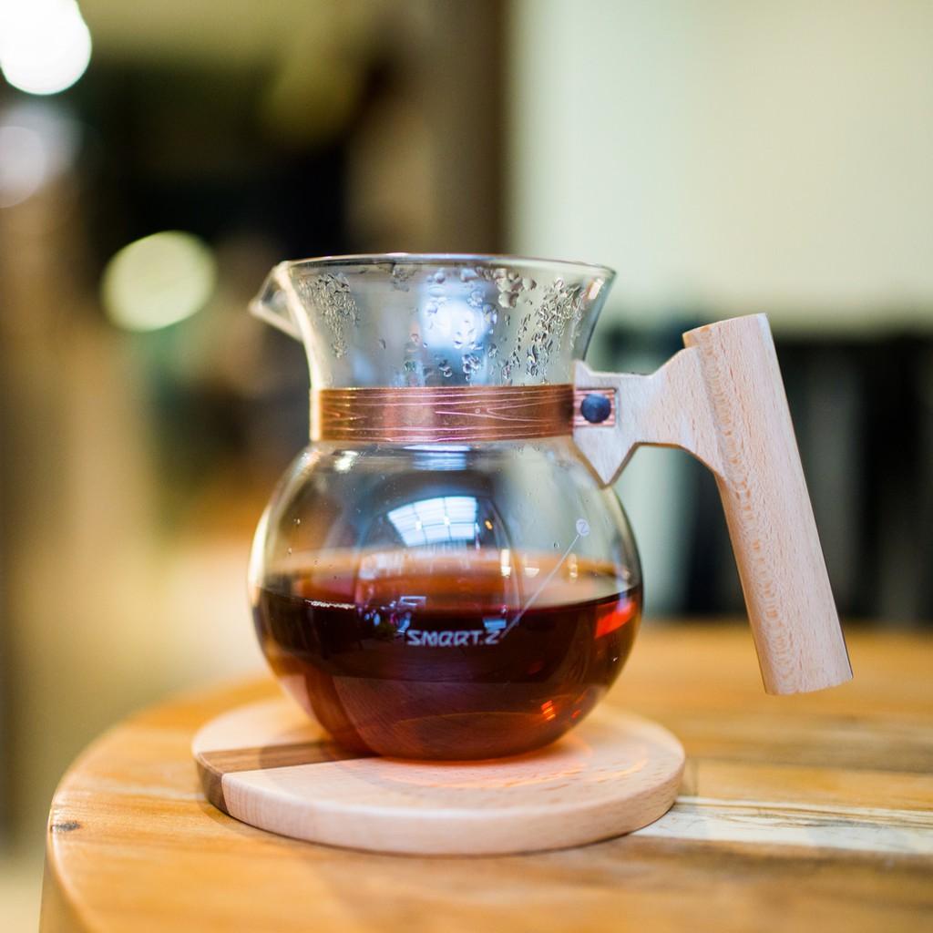 SMART.Z EMBRACE咖啡玻璃壺 咖啡壺 玻璃壺 分享壺 水壺 茶壺 咖啡器具 手沖壺