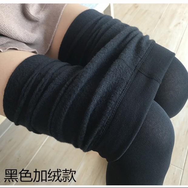 絲襪 顯瘦◎✳▫1-2條春秋季中厚絲襪女連褲襪天鵝絨外穿顯瘦打底肉色絲襪褲