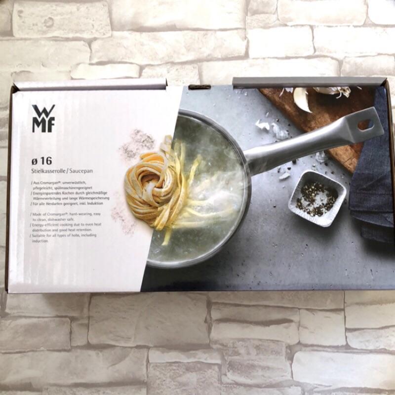 【全新現貨】德國WMF DIADEM PLUS系列 16cm單手鍋