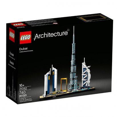 [玩樂高手附發票]公司貨 樂高 LEGO 21052 杜拜