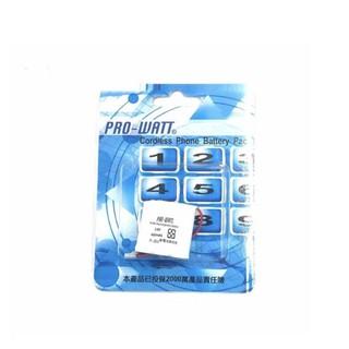PRO-WATT 3.6V 300mAh / 400mAh/ 500mAh/ 800mAh/ 1300mAh無線電話充電電池 新北市