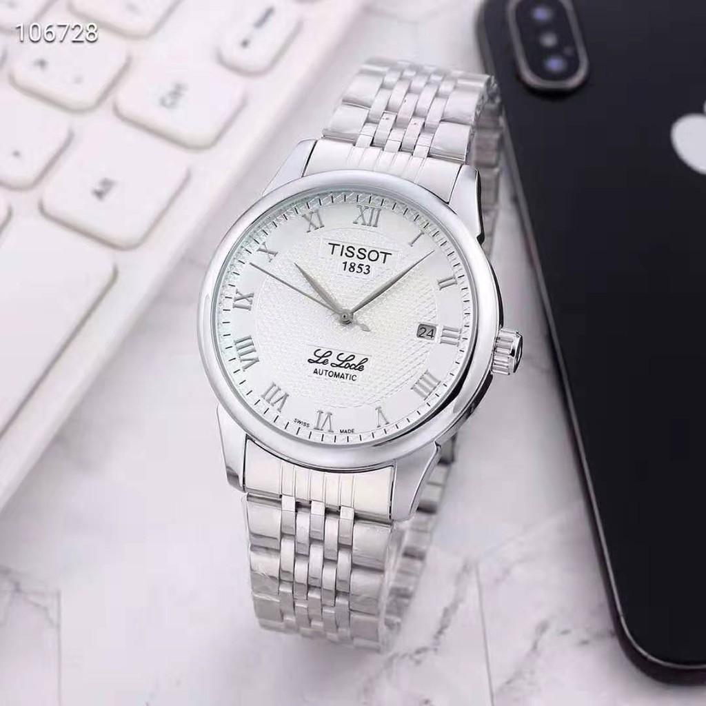大量現貨 免運下殺  天梭1853 TISSOT 手錶 男女錶 機械錶 全自動 要錢不要貨了