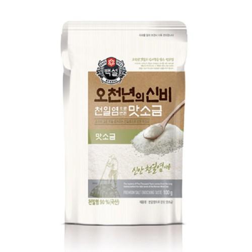 [韓國直送][白雪] 五千年的秘辛 味精 (天然鹽) 100g