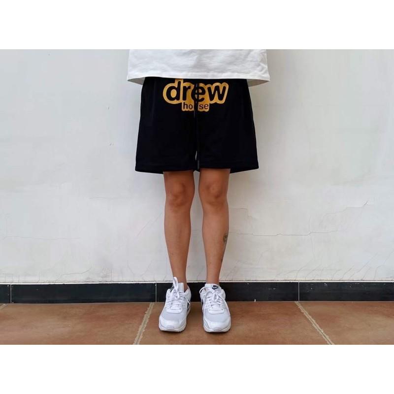 #Drew House 美式網眼短褲