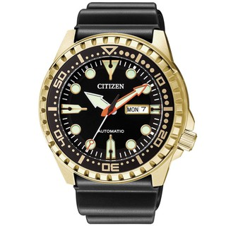 【春麗時間】CITIZEN Automatic 自動上鍊 潛水款 機械錶 NH8383-17E 桃園市