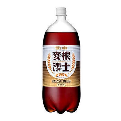 金車 麥根沙士(2000ml/瓶)[大買家]